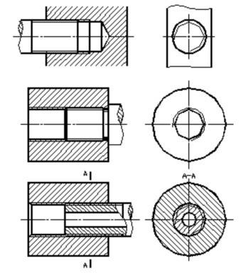 cad中螺纹的画法 - 中望cad常见问题