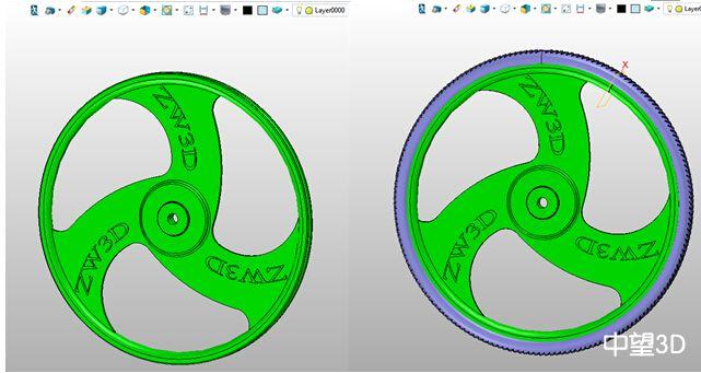3d大赛优秀作品分享:我是如何设计超酷自行车图片