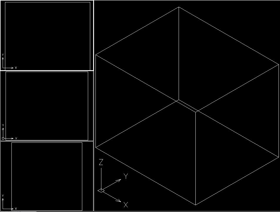 CAD软件技术v教程交流区CAD三维教程画三视2013cad图形室内设计图片