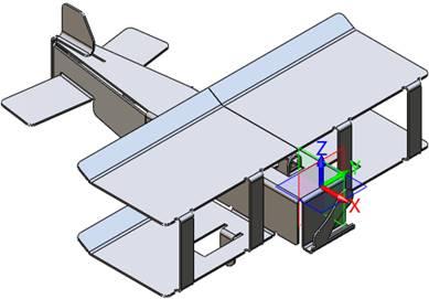 【实例教程】使用中望3d进行钣金飞机设计(下)