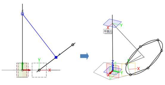 3d房屋曲线设计图