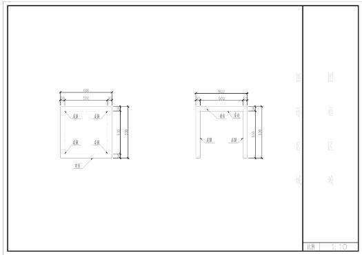 CAD图纸一定需要比例的原因分析