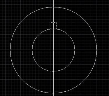 cad如何画圆形阵列