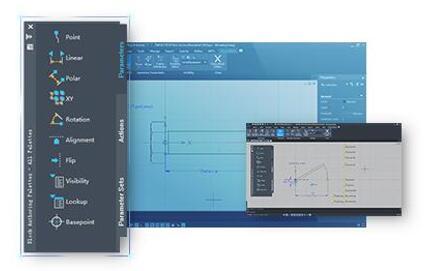 中望CAD2019正式发布,为用户可信提供文字赖autocad全球打散图片
