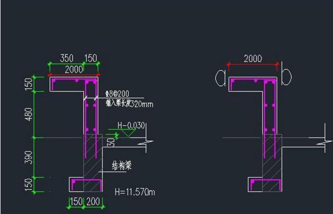 CAD中怎么使用SC命令参照缩放?